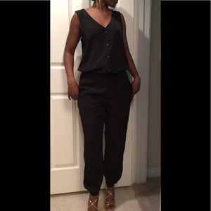 Express Black Jumpsuit!